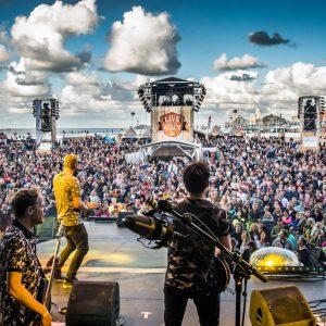 Live on the Beach Scheveningen