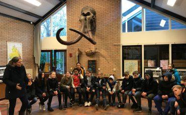 Wilhelminaoord School in Bos