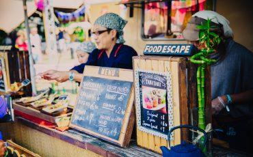 Foodfestival Joy. Foto Peter Lodder