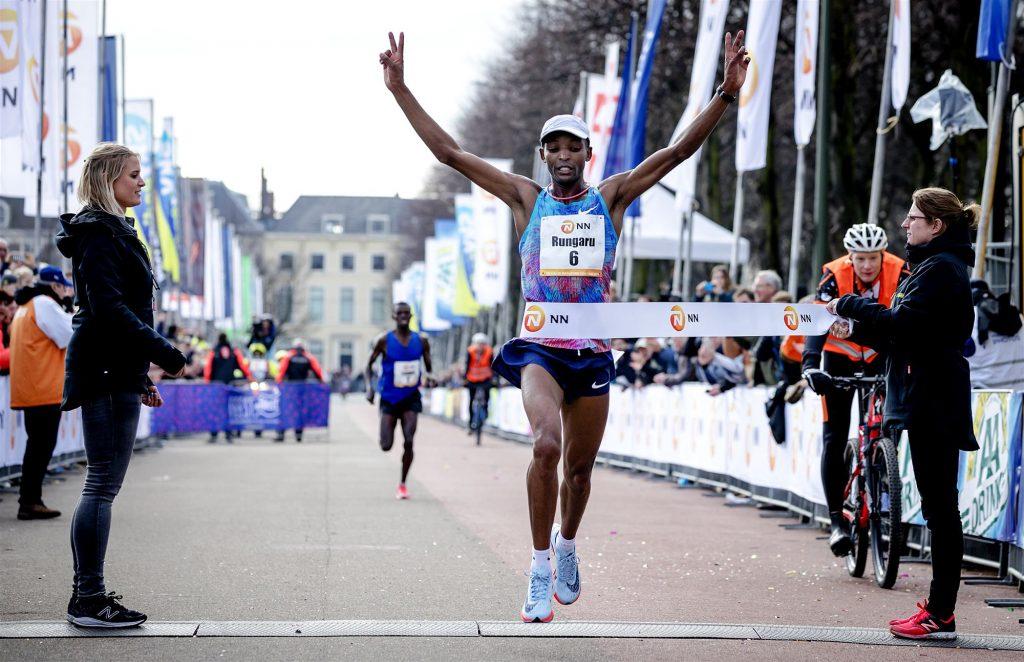 James Gitahi Rungaru, winnaar CPC 2018. Foto ANP