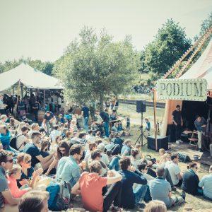 Festival Trek Podium