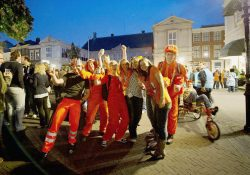 Koningsnacht Life i live Den Haag. Foto ANP