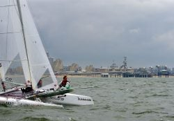 North Sea Regatta Scheveningen. Foto ANP