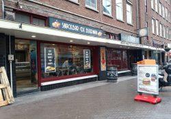 Snackbar De Buurman Den Haag