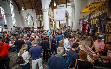 Het Nederlands Bierproeffestival 2017 in Den Haag. Foto: Hilko Visser
