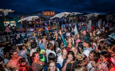Indiburn Festival 2016 bij strandtent Indigo. Foto Katja Rupp