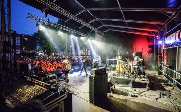 Muziekfestival Kaderock, Foto Wouter Vellekoop