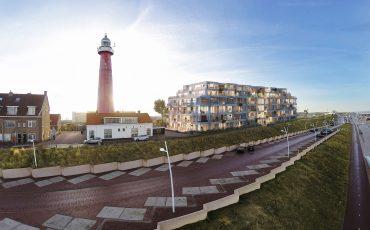 Light Living Vuurtorenweg Scheveningen. Foto Kondor Wessels vastgoed