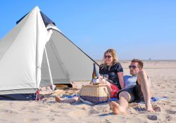 Strandkamping Den Haag