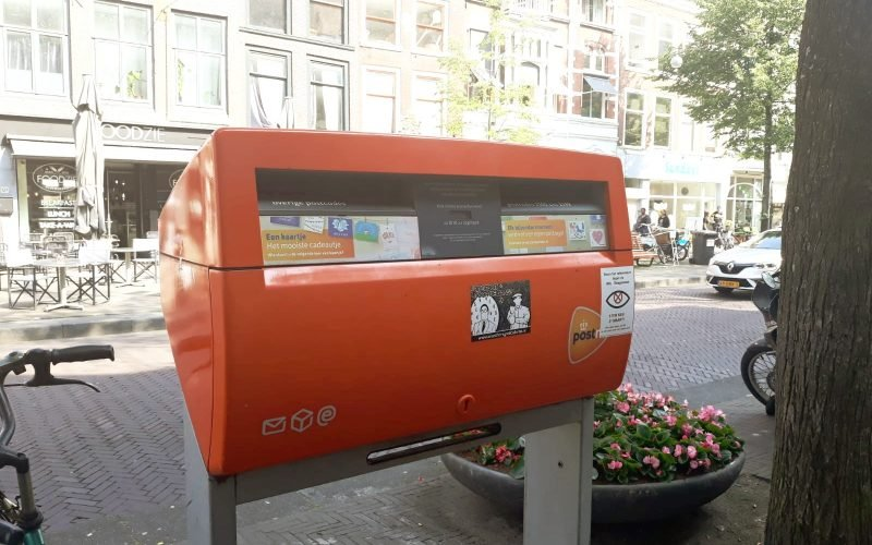 Brievenbus Den Haag