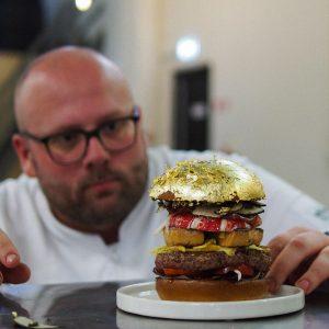 Chef Diego Buik