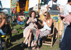 Foodtruckfestival Rrrollend Den Haag, Malieveld. Foto Hannah Rosalie Photography