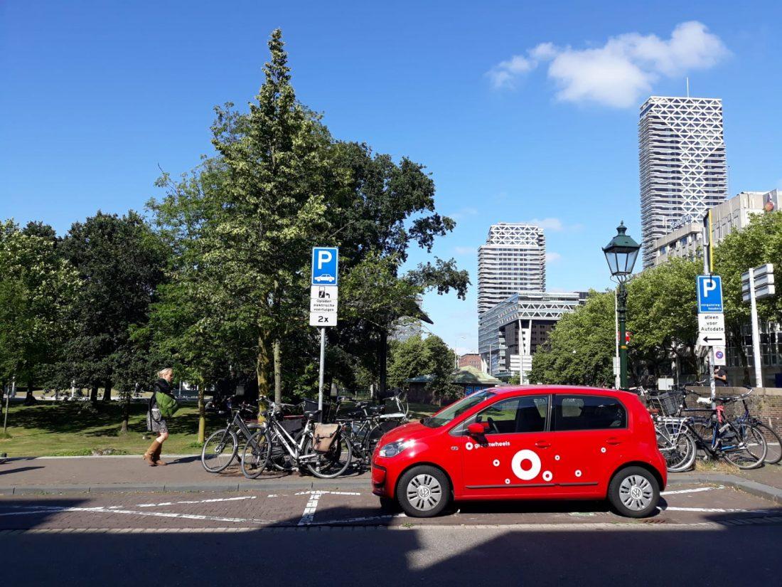 Mag Dat Parkeren Bij Een Oplaadpaal Als Je Geen Elektrische Auto