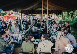 Sushifestival Joy, Westbroekpark Den Haag. Foto Facebook Peter Lodder