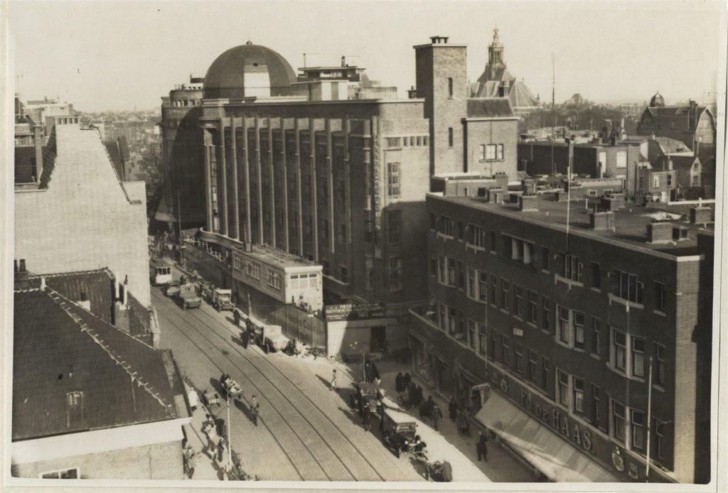 Extreem Lekker oude foto's kijken: de Grote Marktstraat van 1929 tot nu &DV76