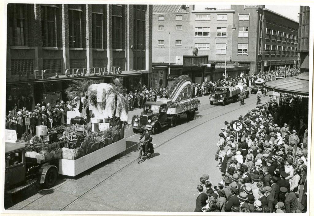 New Lekker oude foto's kijken: de Grote Marktstraat van 1929 tot nu &TI53