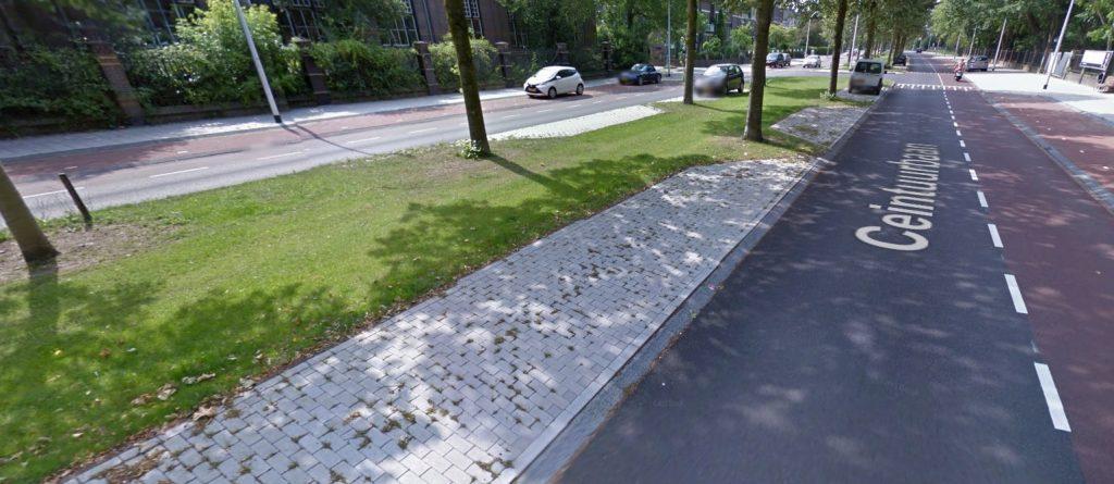 Parkeerplaats Ceintuurbaan