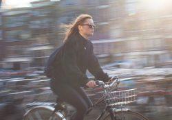 fietsend-werk