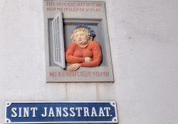 Gevelsteen St. Jansstraat