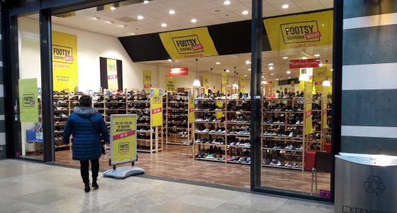 2c270565107 Nieuw in de Klanderij: Footsy Schoenen Outlet. Schuurman Schoenen is  inmiddels verhuisd naar de Langestraat ...