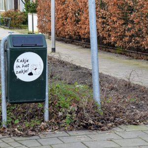 Hondenpoep in Enschede