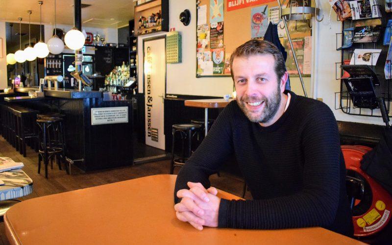 Martijn verhuisde uit Enschede