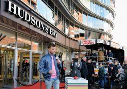 Opening Hudson's Bay Enschede