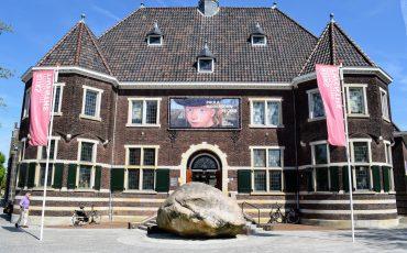 Kei Rijksmuseum zwerfkei