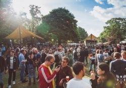 Mout bierfestival mei pinksteren