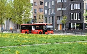 streekvervoer bus