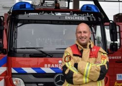 brandweerman Sjaak