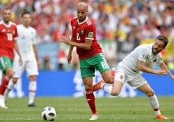 Karim El Ahmadi voetballers