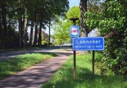 Lonneker draadnagel droadneagel