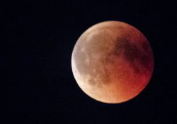 bloedmaan maansverduistering