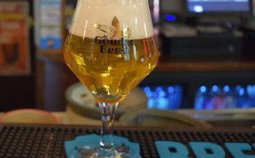 Eletric India bier De Goudse Eend Gouda