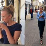 Eva van Dantzig indebuurt Gouda