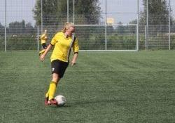 Vrouwenvoetbal Gouda