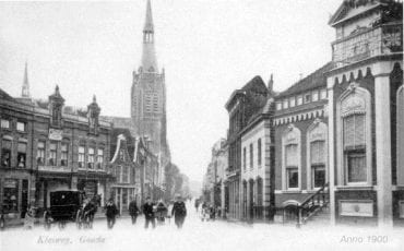 Kleiwegkerk Gouda Toen in Gouda