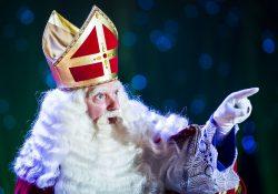 Intocht Sinterklaas 2017 Gouda