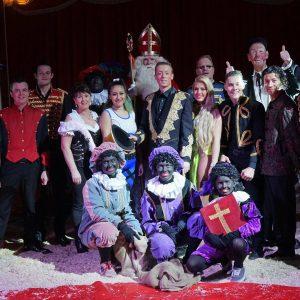 Circus van Sinterklaas Gouda 2017