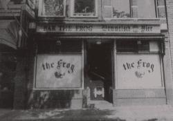 The frog Gouda uitgaan vroeger