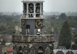 Sint Jan Gouda uurwerk wintertijd