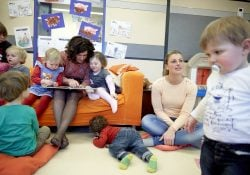 Opvang Gouda kinderen creche, kinderdagverblief, gastouder