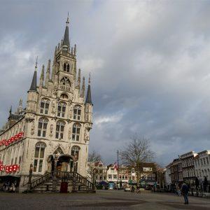Stadhuis Gouda beelden