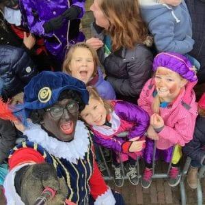 Zwarte Piet favorieten Sinterklaas 2017 Gouda