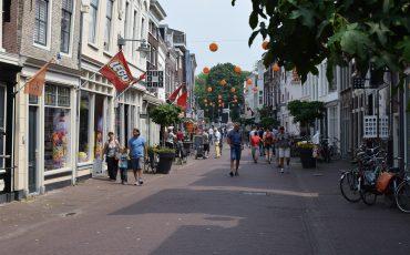 Gouda schoon binnenstad Nederland Schoon