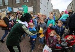 Sinterklaas intocht Gouda 2017