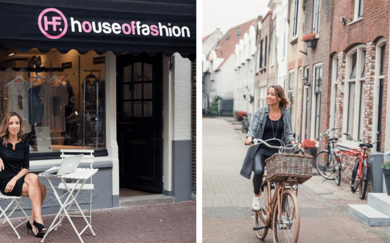 House of Fashion Gouda kleiwegstraat nieuwehaven Gouda