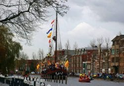 intocht van Sinterklaas Gouda 2017