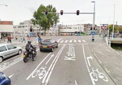 kruispunt Kleiwegbrug Gouda
